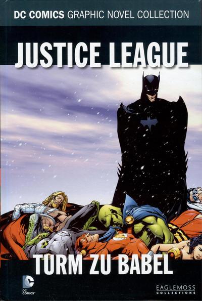 Cover for DC Comics Graphic Novel Collection (Eaglemoss Publications, 2015 series) #4 - Justice League - Turm zu Babel