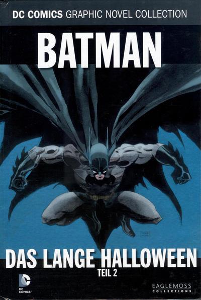Cover for DC Comics Graphic Novel Collection (Eaglemoss Publications, 2015 series) #20 - Batman - Das lange Halloween 2