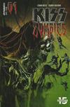 Cover Thumbnail for KISS: Zombies (2019 series) #1 [Cover B Stuart Sayger]
