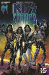Cover Thumbnail for KISS: Zombies (2019 series) #1 [Cover C Rodney Buchemi]
