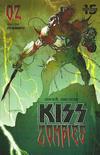 Cover Thumbnail for KISS: Zombies (2019 series) #2 [Cover B Stuart Sayger]