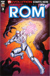 Cover for ROM (IDW, 2016 series) #3 [Retailer Incentive Cover]
