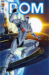 Cover for ROM (IDW, 2016 series) #6 [Alex Milne Subscription Cover]