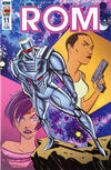 Cover Thumbnail for ROM (2016 series) #11 [Subscription Cover B]