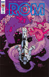 Cover Thumbnail for ROM (2016 series) #12 [Subscription Cover B]
