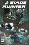Cover for Blade Runner 2019 (Titan, 2019 series) #1 [Cover C - Andres Guinaldo]