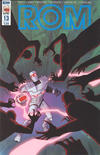 Cover Thumbnail for ROM (2016 series) #13 [Cover C - Wentworth]
