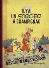 Cover for Les Aventures de Spirou et Fantasio (Dupuis, 1950 series) #2 - Il y a un sorcier à Champignac