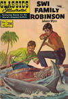 Cover for Classics Illustrated (Gilberton, 1947 series) #42 [HRN 152] - Swiss Family Robinson [HRN 169]