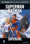Cover for DC Comics Graphic Novel Collection (Eaglemoss Publications, 2015 series) #23 - Superman / Batman - Supergirl