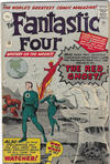 Cover for Fantastic Four (Marvel, 1961 series) #13 [British]