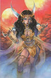 Cover for Dejah Thoris (Dynamite Entertainment, 2019 series) #1 [Justine Franny Virgin Unknown Comics Exclusive]