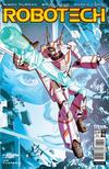 Cover for Robotech (Titan, 2017 series) #5 [Cover D - Blair Shedd]
