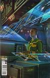 Cover for Robotech (Titan, 2017 series) #5 [Cover B - Jason Tablante Wraparound]