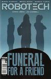 Cover for Robotech (Titan, 2017 series) #5 [Cover E - Funeral]