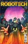 Cover for Robotech (Titan, 2017 series) #7 [Cover A - Martin Simmonds]
