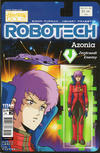 Cover for Robotech (Titan, 2017 series) #14 [Cover B]