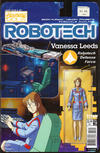 Cover for Robotech (Titan, 2017 series) #18 [Cover B]