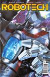 Cover for Robotech (Titan, 2017 series) #10 [Cover C - Hal Laren]
