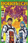 Cover for Robotech (Titan, 2017 series) #21 [Cover C]