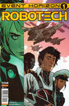 Cover for Robotech (Titan, 2017 series) #21 [Cover A]