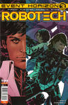 Cover for Robotech (Titan, 2017 series) #23 [Cover A]