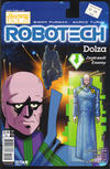 Cover for Robotech (Titan, 2017 series) #11 [Cover B - Blair Shedd 'Action Figure']