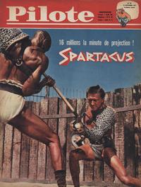 Cover Thumbnail for Pilote (Dargaud, 1960 series) #99