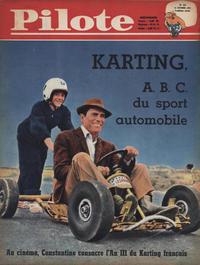 Cover Thumbnail for Pilote (Dargaud, 1960 series) #103