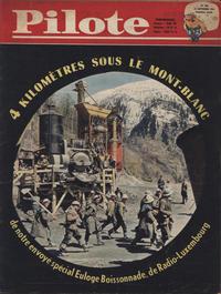 Cover Thumbnail for Pilote (Dargaud, 1960 series) #100