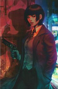 Cover Thumbnail for Blade Runner 2019 (Titan, 2019 series) #1 [SDCC 2019 - Artgerm Virgin Art]