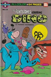 Cover Thumbnail for The Flintstones Starring Dino (K. G. Murray, 1977 ? series) #2