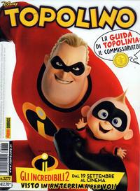 Cover Thumbnail for Topolino (Panini, 2013 series) #3277