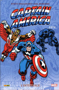 Cover Thumbnail for Captain America : L'intégrale (Panini France, 2011 series) #1974