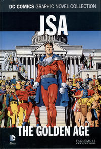 Cover Thumbnail for DC Comics Graphic Novel Collection (Eaglemoss Publications, 2015 series) #72 - JSA - The Golden Age