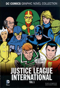 Cover Thumbnail for DC Comics Graphic Novel Collection (Eaglemoss Publications, 2015 series) #73 - Justice Leage International 1