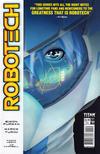 Cover for Robotech (Titan, 2017 series) #9 [Cover C - Sergio Quijada]