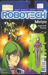 Cover for Robotech (Titan, 2017 series) #13 [Cover B]
