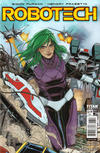 Cover for Robotech (Titan, 2017 series) #16 [Cover C]