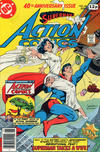 Cover for Action Comics (DC, 1938 series) #484 [British]