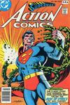 Cover Thumbnail for Action Comics (1938 series) #485 [British]