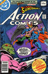 Cover Thumbnail for Action Comics (1938 series) #491 [British]