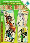 Cover for Grandes Heróis Marvel (Editora Abril, 1983 series) #3