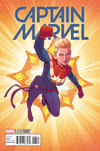 Cover Thumbnail for Captain Marvel (2016 series) #3 [Incentive Jamie McKelvie Variant]