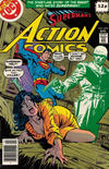 Cover Thumbnail for Action Comics (1938 series) #494 [British]