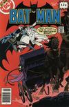 Cover for Batman (DC, 1940 series) #310 [British]