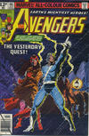 Cover Thumbnail for The Avengers (1963 series) #185 [British]