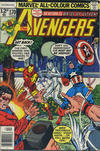 Cover Thumbnail for The Avengers (1963 series) #170 [British]