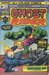 Cover for Ghost Rider (Marvel, 1973 series) #11 [British]