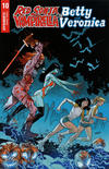 Cover for Red Sonja and Vampirella Meet Betty and Veronica (Dynamite Entertainment, 2019 series) #10 [Cover F Juan Gedeon]